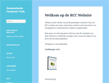 Tablet Preview of computerclub.nl